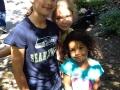 Sophia, Zoe, Clover Trail day 3 (Christine) 7