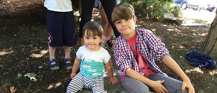 b Gracie & Ben