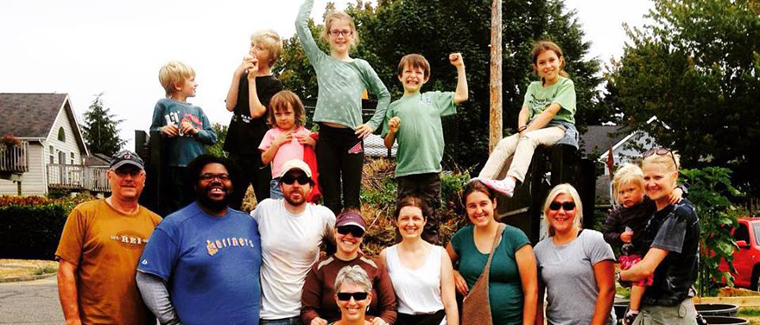 h Trail work group