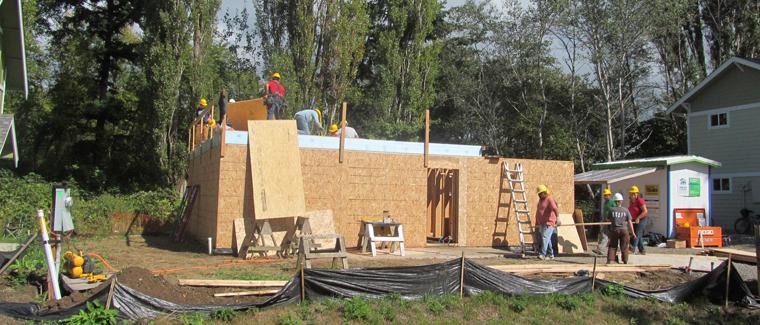 i Habitat Build house