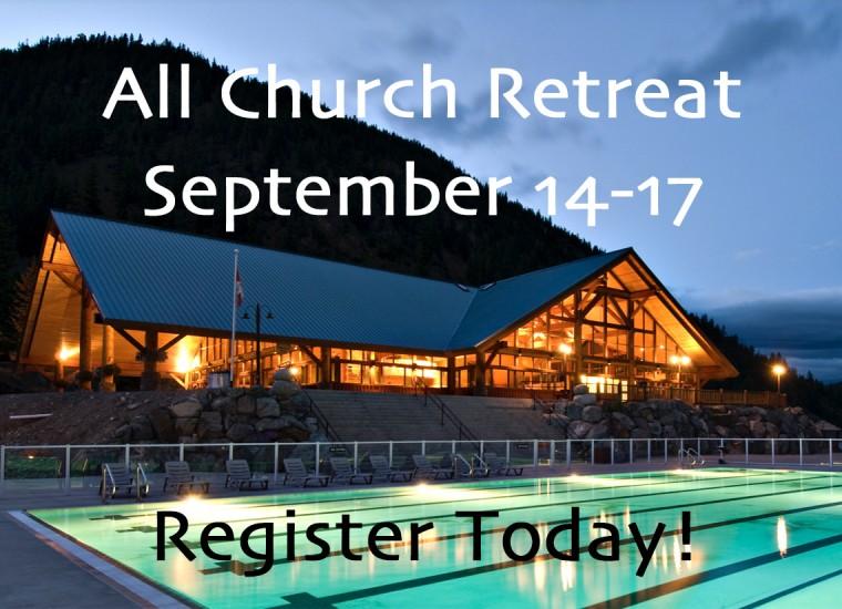 2017 Retreat Register Now